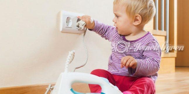 Çocuklu evlerde ev kazalarını önlemenin 8 basit yolu