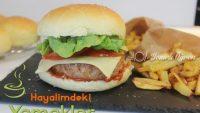 Hamburger Tarifi / Hamburger Ekmeği ve Köftesi Nasıl Yapılır