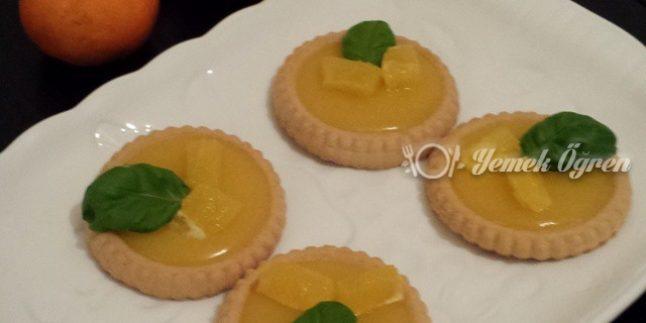 Portakal soslu kurabiye….#sa…