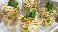 Nefis bir salata