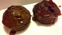 Tatli Patatesli Muffin – Vegan
