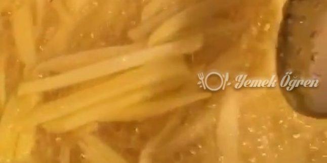 Patatesli Kıymalı Çökertme videolu