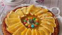 Portakal Pelteli Kek