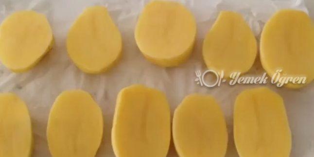 Patates Çanağında Kıyma