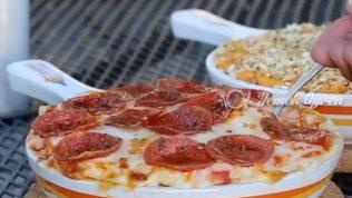 Makarna Pizza