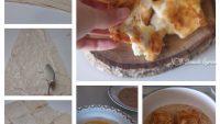 Başemel Soslu Kaşar Peynirli Börek