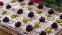 Çikolatalı Muzlu Etimek Tatlısı