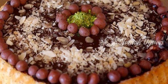 Kremalı Muzlu Kek
