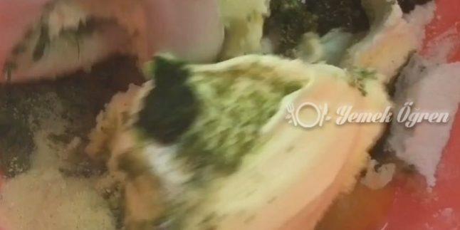 Yeşilim Tatlısı – Videolu