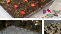 Çikolatalı Muzlu Islak Pasta