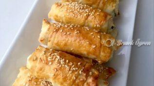 Peynirli Çıtır Börek