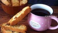 Biscotti (Selanik gevreği)
