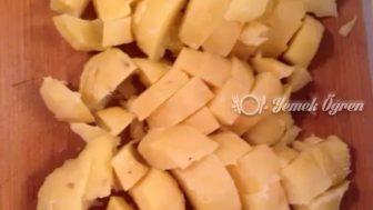 Patatesli Tavuklu Mantı