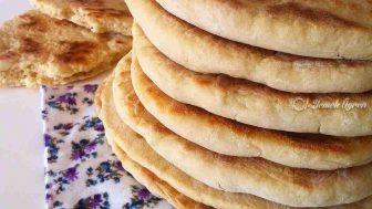 Bazlama (Tava Ekmeği)