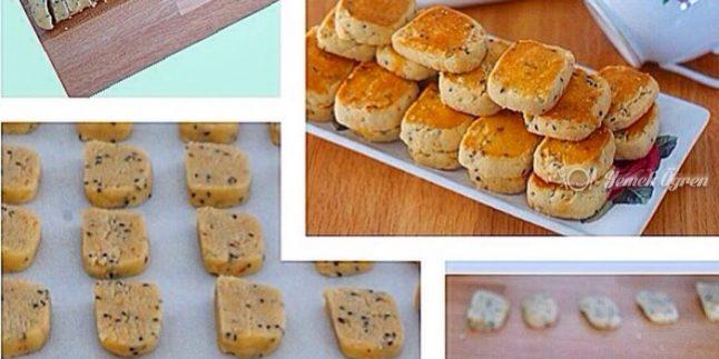 Baharatlı Pastane Kurabiyesi