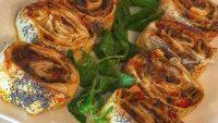 Kesme Patlıcanlı Börek