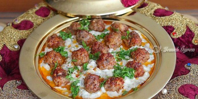 Patatesli Köfteli Ali Nazik
