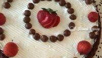 Kakaolu Şantili Pasta