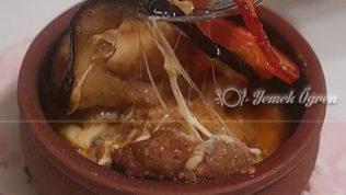 Kaşarlı Patlıcanlı Köfte