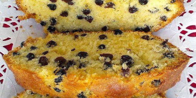 Kuş üzümlu kek
