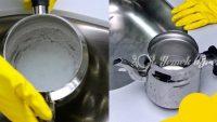Doğal Çaydanlık Temizleme Yöntemleri
