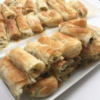 Çarşaf Böreği (Pırasalı,Ispanaklı) Tarifi
