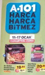 A101 11 Ocak 2020 Aktüel Ürünler Kataloğu