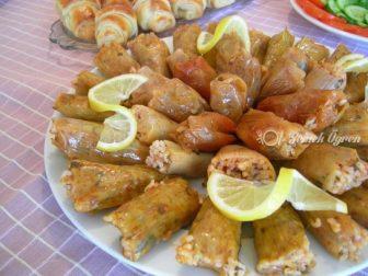 Pırasalı Tavuk Yemeği Tarifi