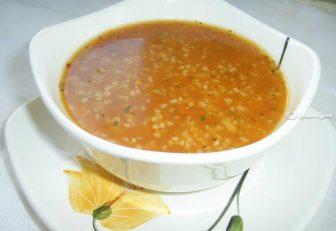 Bulgurlu Aş Çorbası Tarifi
