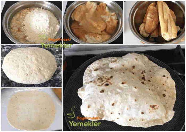 Bayat Ekmek ile Lavaş Ekmek Yapımı