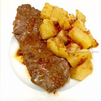 Biftekli Patates