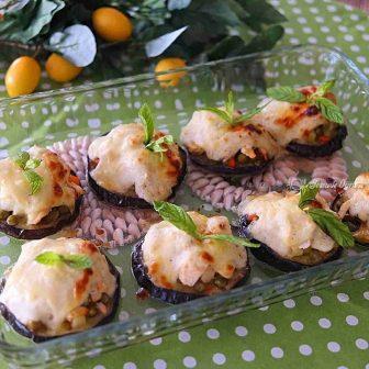 Beşamel Soslu Bostan Patlıcan