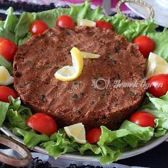 Patatesli Bulgurlu Köfte