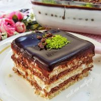 5 Dakika Pastası (Yalancı Yaş Pasta)