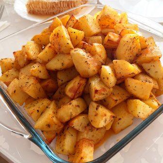 Kahvaltılık Patates Tarifi