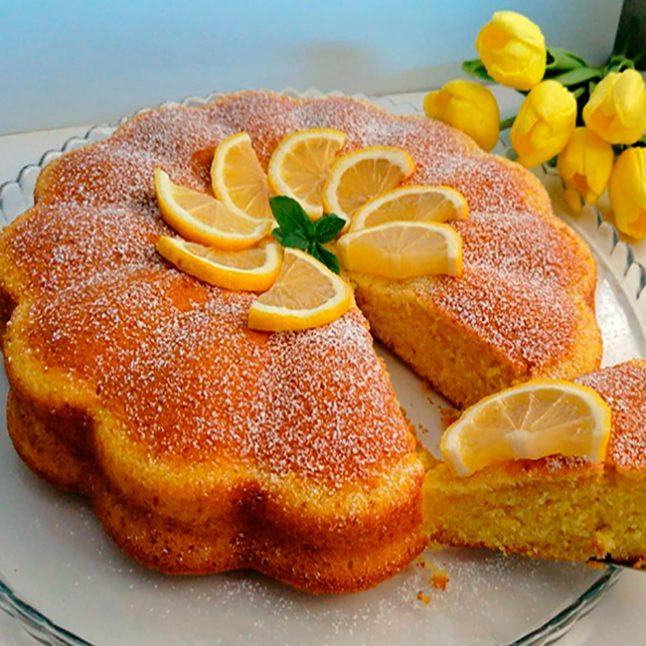 Limonlu Kek Tarifi