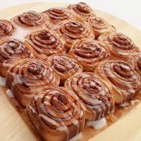 Tarçınlı Rulo Tarifi (Cinnamon rolls)