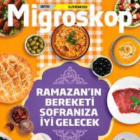 Migroskop 16-29 Nisan 2020 Kataloğu