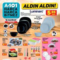 A101 Aldın Aldın 18 Haziran 2020 Perşembe Aktüel Ürünleri