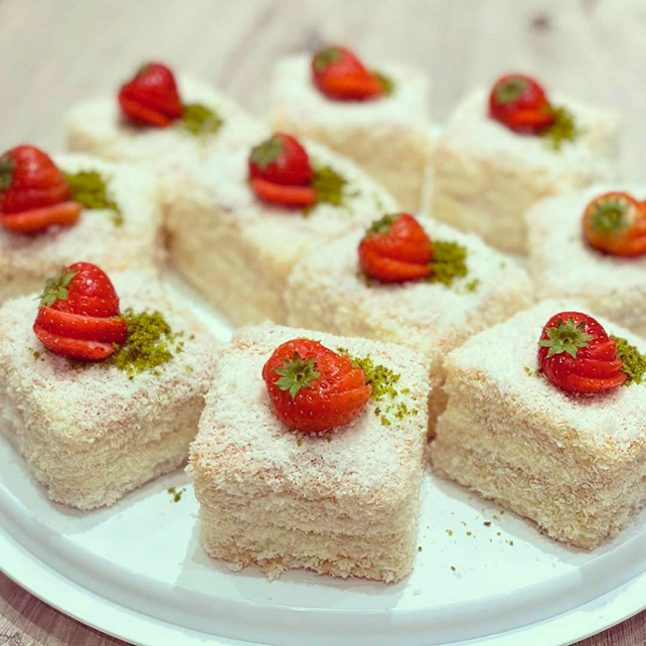 Porsiyonluk Nefis Pasta