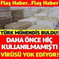 Türk mühendis buldu Çarpıcı Gelişme