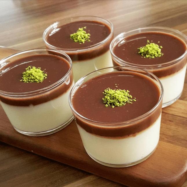 Çikolatalı Cuplar