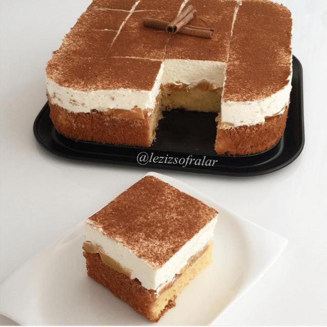 Fantalı pasta