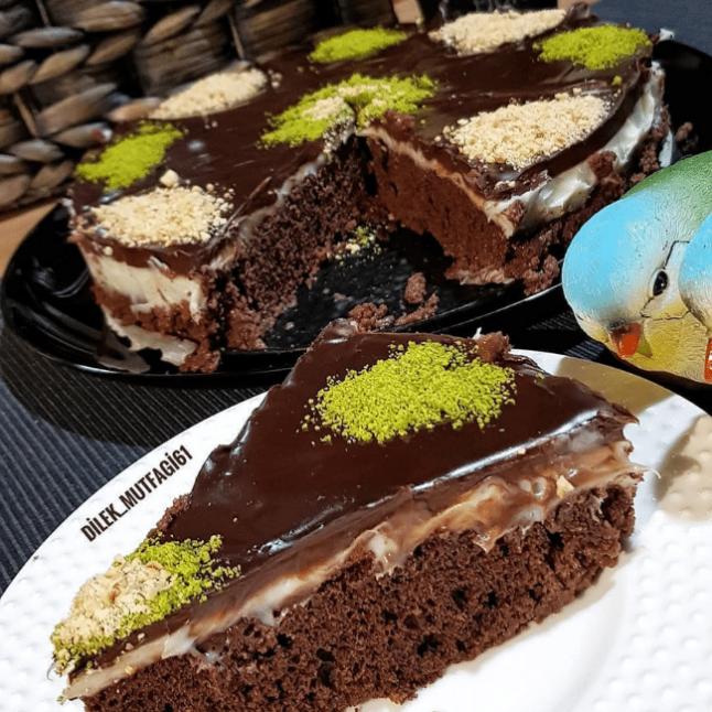 Fıstıklı Çikolata Rüyası