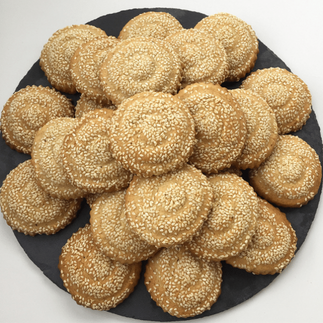 Kömbe kurabiye