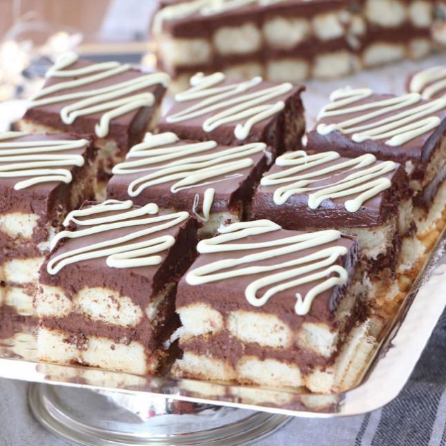 Köpük Çikolata Pasta