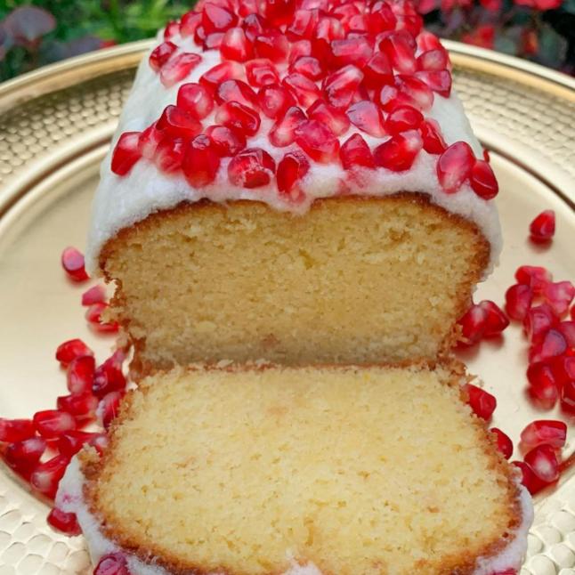Limonlu Kadife Kek
