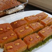 Şanbali Şam Tatlısı
