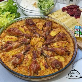 Tavuk Kapama Tarifi