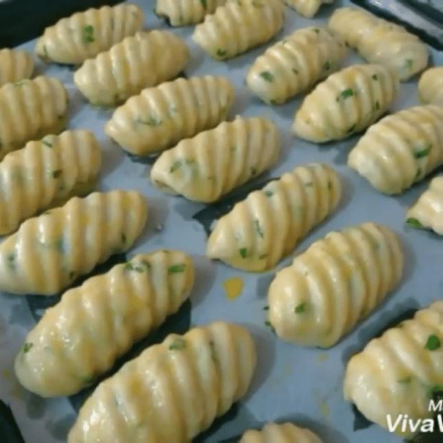 Maydanozlu ve Peynirli Pogaca